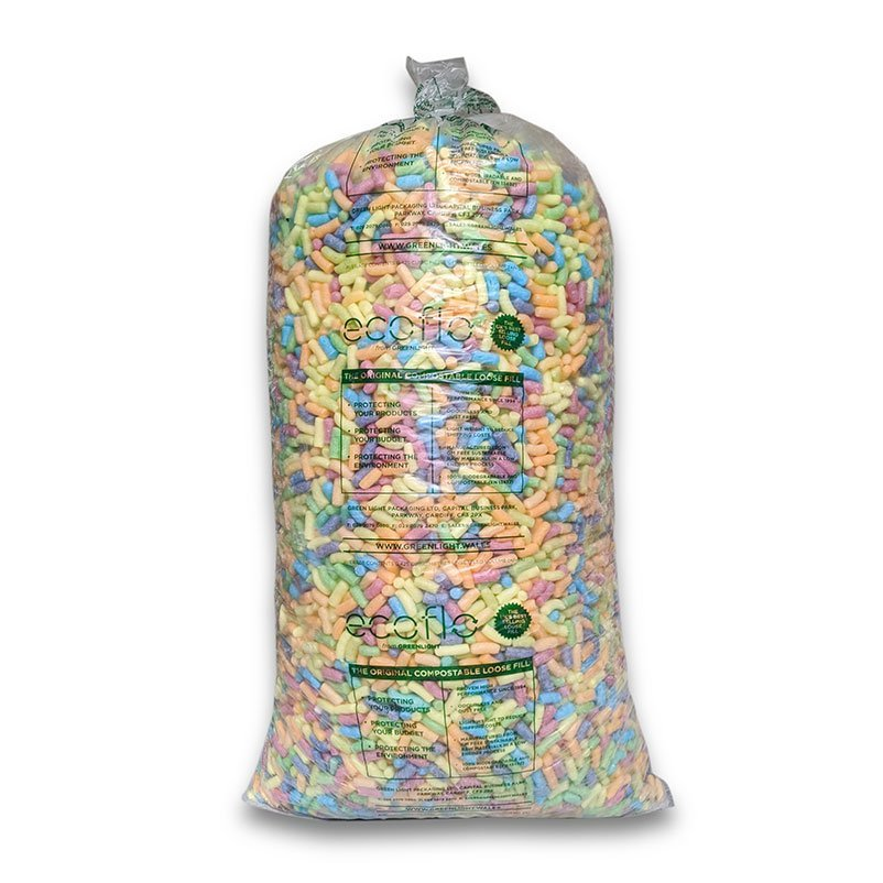 Bag of mixed colour Eco Flo